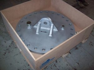 Towing Flange