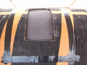 Marine Hose repairing