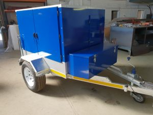 Trailer Based Test Rig
