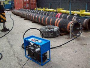Vacuum pump testing